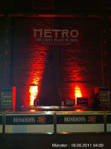 Metro on Tour Party